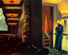 Edward Hopper: New York Movie (1939)