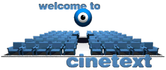 Welcome to CINETEXT