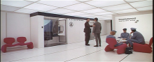 howard johnsons - 2001: A Space Odyssey (Stanley Kubrick) ©1968 MGM